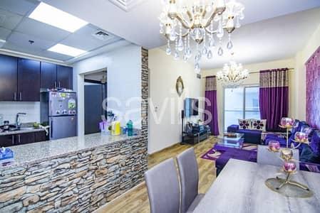 شقة 1 غرفة نوم للبيع في واحة دبي للسيليكون، دبي - Price reduced | Maintained 1BR + Study