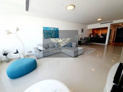 2 Bedroom Flat for Rent in Al Reem Island, Abu Dhabi - Beautifully Furnished Unit with stunning Sea View