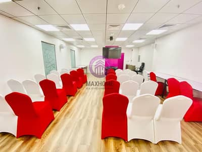 Office for Rent in Al Danah, Abu Dhabi - Outstanding Office for a Business on the Go