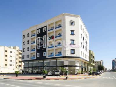 Shop for Rent in Al Jurf, Ajman - For rent a shop in Al-Jarf building the first inhabitant