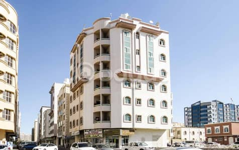 شقة 1 غرفة نوم للايجار في الجرف، عجمان - شقة غرفة وصالة  نوم  في منطقة الجرف. . 940 قدم مربع مع 2 غرفة غسيل وشرفة واحدة مبنى 6 وارضي