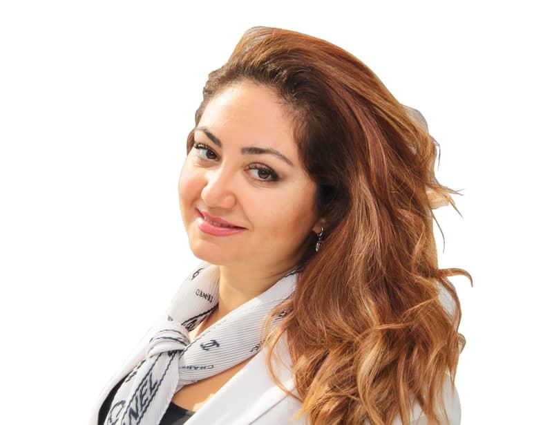 Naghmeh Sabet