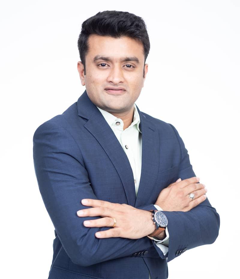 Vikesh Desai