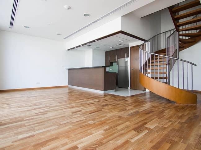 شقة في برج ضمان مركز دبي المالي العالمي 2 غرف 125000 درهم - 4476116