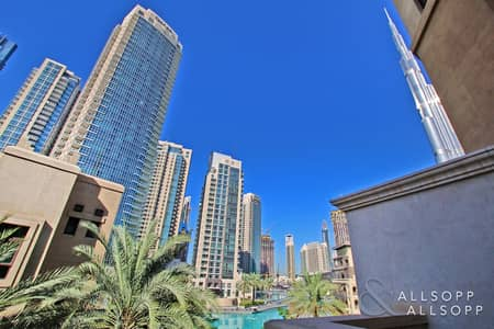 1 Bedroom Flat for Sale in Old Town, Dubai - Vacant | One Bedroom Apartment | Garden
