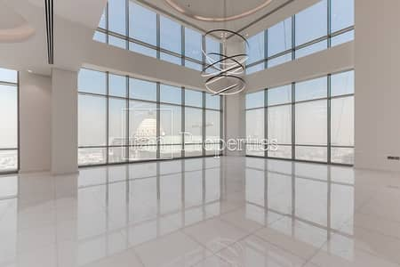 5 Bedroom Penthouse for Rent in Business Bay, Dubai - Stunning Penthouse with a pool