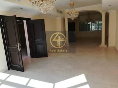 فیلا 10 غرف نوم للايجار في الكرامة، أبوظبي - Beautiful and Spacious 10BR Villa with Private Pool