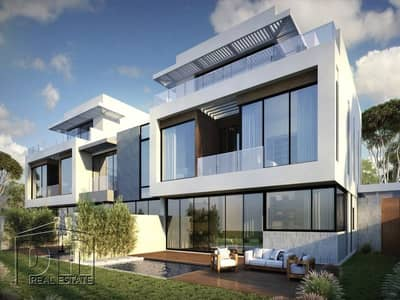 4 Bedroom Townhouse for Sale in Jumeirah Golf Estate, Dubai - Secondary Market | Sole Agency | Biggest 4B+M