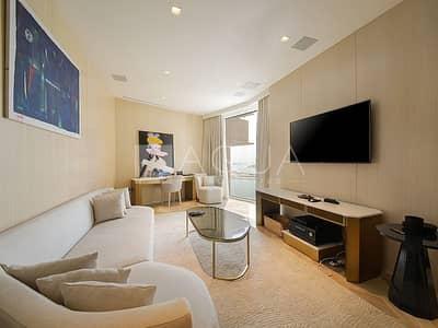 شقة 1 غرفة نوم للبيع في نخلة جميرا، دبي - Sea View   Vacant   Private Beach Access