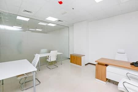 مکتب  للايجار في الخليج التجاري، دبي - Winter Offer!! Low Priced Fully Furnished Offices