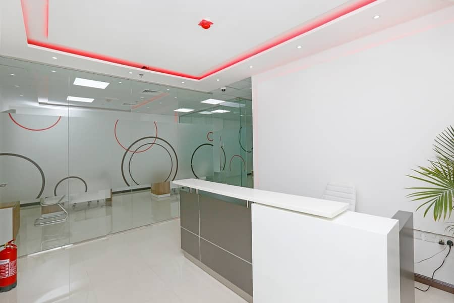 17 Winter Offer!! Low Priced Fully Furnished Offices