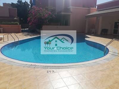 فیلا 3 غرف نوم للايجار في آل نهيان، أبوظبي - Bright and Spacious 3 Bedroom Villa with Gym