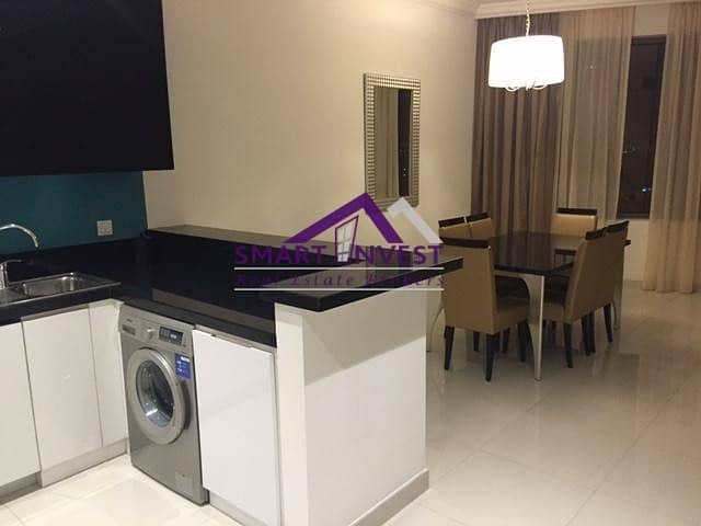 2 Fully furnished 1 BR Hotel Apartment for sale in Damac Cour Jardin