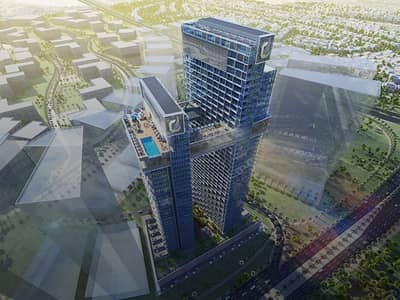 شقة 1 غرفة نوم للبيع في البرشاء، دبي - Off Plan l 1 Bedroom Apartment I Study Room