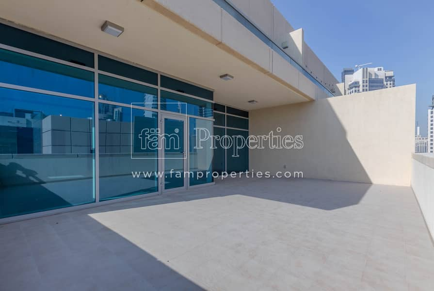 2 Terrace Apartment | White Goods | Downtown Views