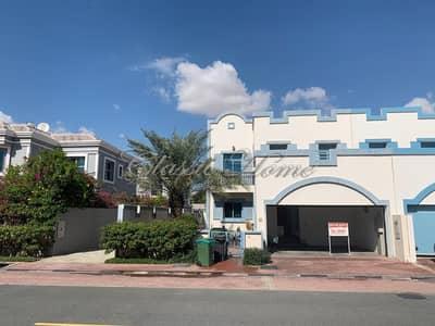 2 Bedroom Villa for Rent in Dubailand, Dubai - 2B/R+Maids Room Townhouse Aegean Style