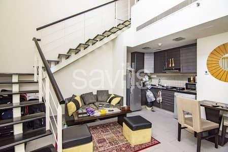 استوديو  للبيع في مدينة دبي الرياضية، دبي - Unique Loft Apt | Fully Furnished | Rental Pool