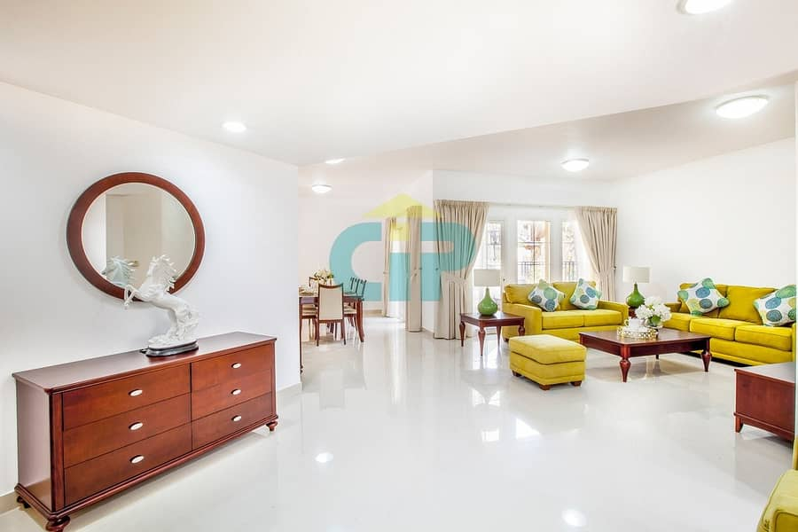 2 Stunning Location | Al Sufouh 2 | Unfurnished 4BR Villa