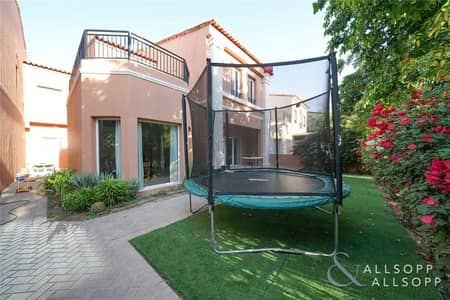3 Bedroom Townhouse for Sale in Green Community, Dubai - Upgraded Townhouse   Immaculate Condition