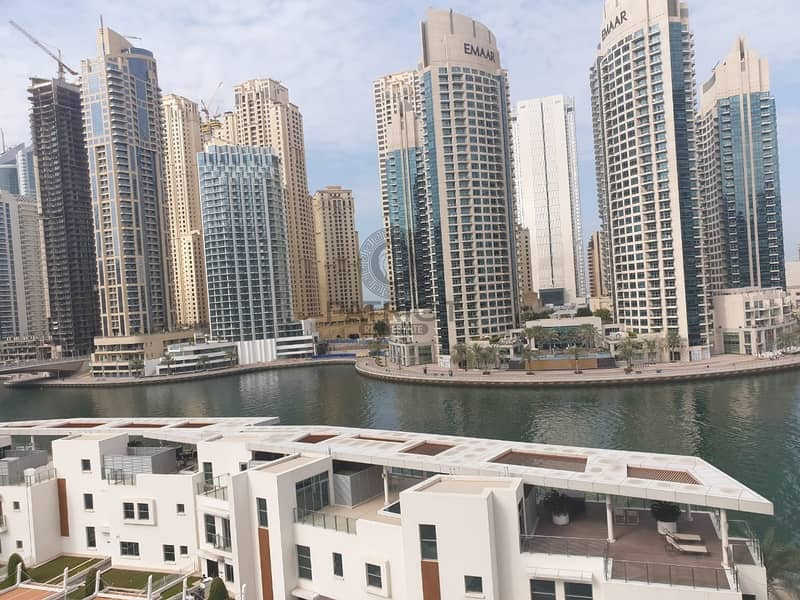 Full Marina view 2BR in Timwplace Tower