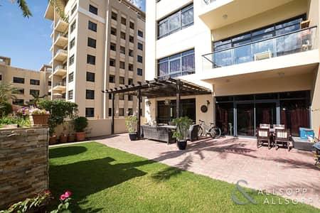 فلیٹ 3 غرف نوم للبيع في الروضة، دبي - Pool Facing | 3 Bed Rare Unit | 2 Parking