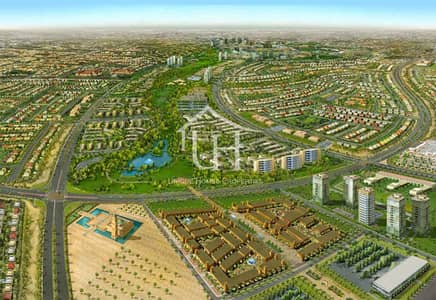 Plot for Sale in Al Shamkha, Abu Dhabi - cornar Plot For Sale in al reeman one
