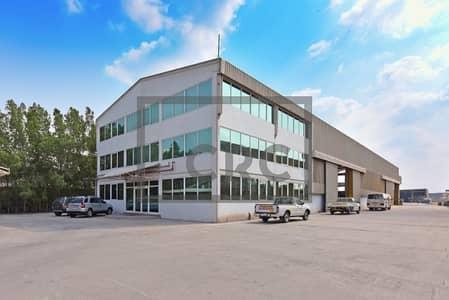 مستودع  للبيع في المنطقة الحرة - الحمرية، الشارقة - Studio Warehouse in  Hamriyah Free Zone