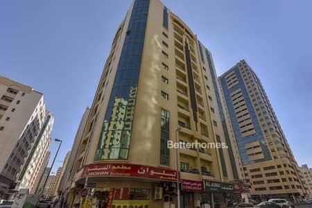 Building for Sale in Al Qasimia, Sharjah - Studio Building in  Al Qasemiya