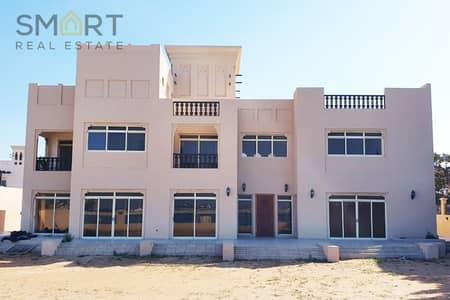 5 Bedroom Villa for Rent in Al Hamra Village, Ras Al Khaimah - 5 Bedroom Villa With Direct Beach Access
