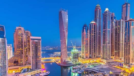 Amazing 4BR Apartment in Cayan Tower