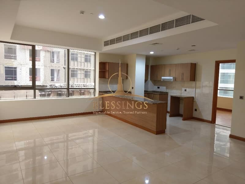 2 Unfurnished | 2 BR with Balcony| Near MOE