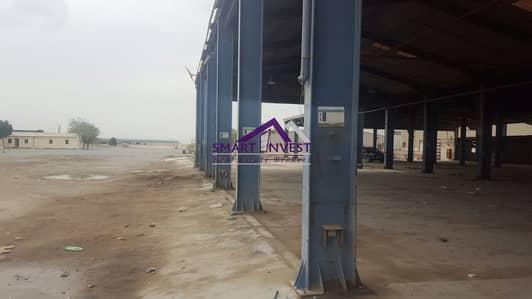 مستودع  للبيع في المنطقة الصناعية، الشارقة - Warehouse with SHED for sale in Sharjah Industrial area for 11.6M