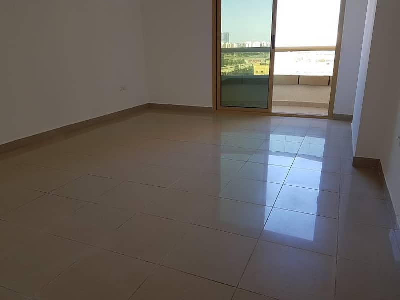 Walking From Metro-Al Qusais_New Building_Spacious 2BR 45k.