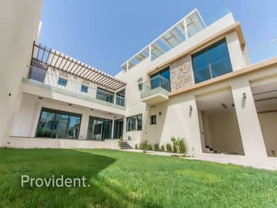 4 Bedroom Villa for Sale in The Sustainable City, Dubai - Detached Villa with Garden and Rooftop Terrace