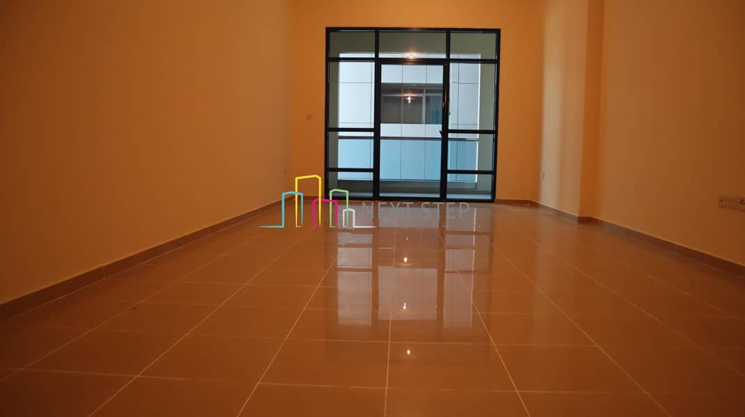 45 Days Free* Sparkling 2 Bedroom with Balcony (4 Cheques)