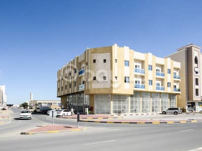 Studio for Rent in Al Jurf, Ajman - Studios and apartments for rent are available Two months free - no commission