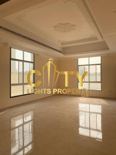 6 Bedroom Villa for Sale in Khalifa City A, Abu Dhabi - New and Exclusive 6 Master Bedroom Villa on the Main Road