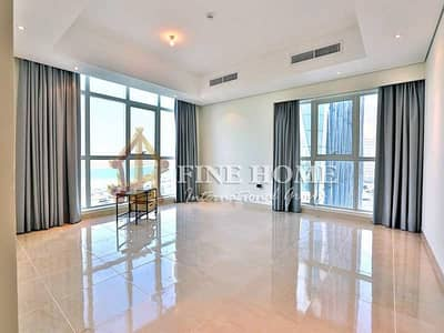 Mind Blowing 1BR Sea View Apartment