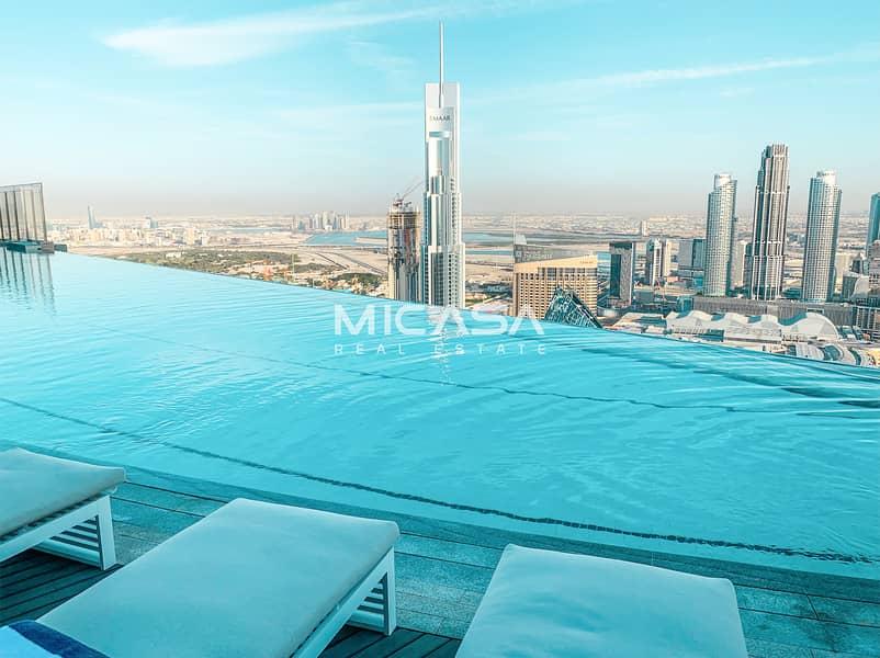 2 Extravagant Penthouse || Thrilling Views || New C La Vie Sky bar.