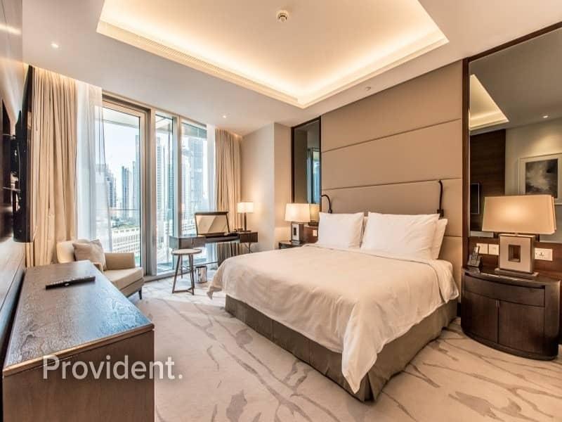 2 Serviced Property| Burj Khalifa View |Best Priced