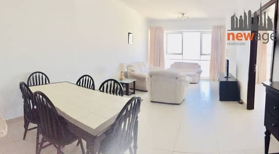 1 Bedroom Flat for Rent in Jumeirah Lake Towers (JLT), Dubai - Fully Furnished 1BHK for RENT in Goldcrest Executive JLT(From Mid of March)