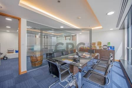 Office for Rent in Jumeirah Lake Towers (JLT), Dubai - Studio Office in  Jumeirah Lake Towers