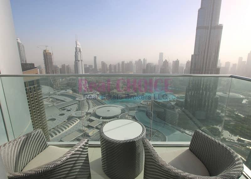 2 Burj Khalifa View 03 series All Bills inclusive