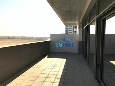 1 Bedroom Flat for Rent in Barsha Heights (Tecom), Dubai - Open Views | Large Terrace | AC Free | 4 Chqs