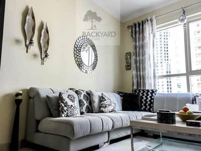1 Bedroom Flat for Rent in Dubai Marina, Dubai - Fully Furnished | 1 BR | MARINA QUAY