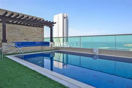 بنتهاوس 4 غرف نوم للايجار في دبي مارينا، دبي - Duplex Penthouse | Private Pool | Full Sea View
