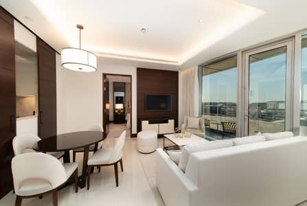 1 Bedroom Apartment for Rent in Downtown Dubai, Dubai - Ultra Luxurious 1 Bed + Study