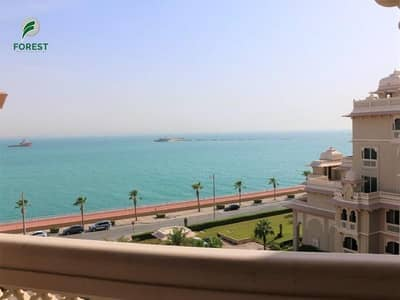 Spacious Furnished 1 Bedroom with Full Sea View