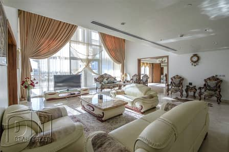 4 Bedroom Penthouse for Sale in Palm Jumeirah, Dubai - Upgraded | Furnished | 4BR Penthouse