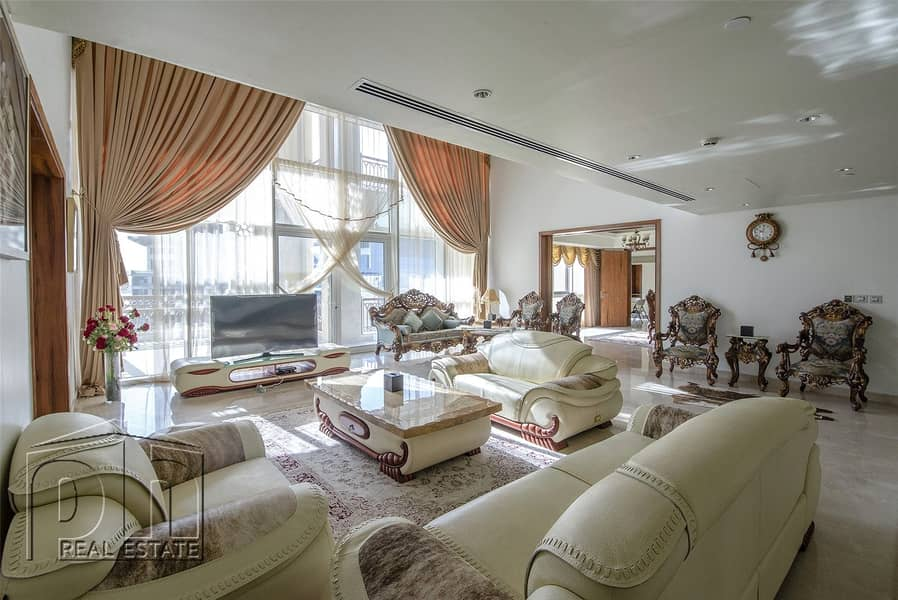 Upgraded | Furnished | 4BR Penthouse